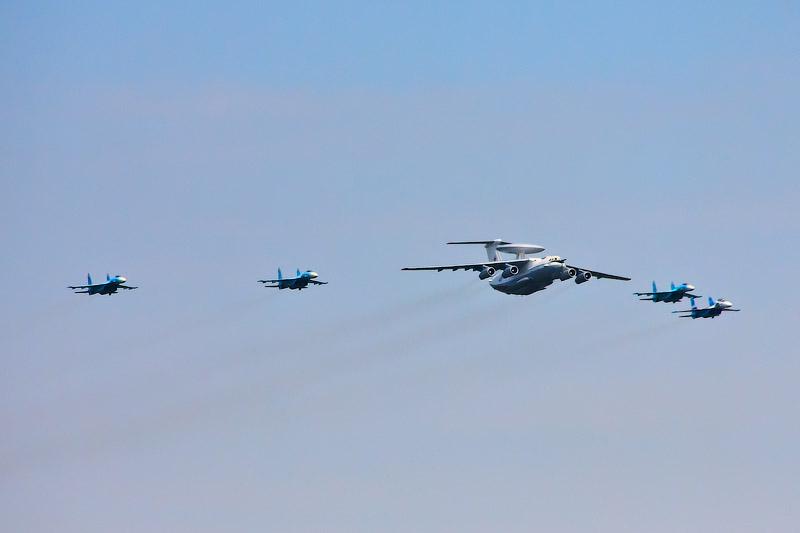 А-50, Су-27