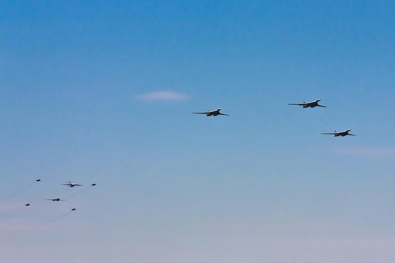 Ту-160, Ил-78, МиГ-31