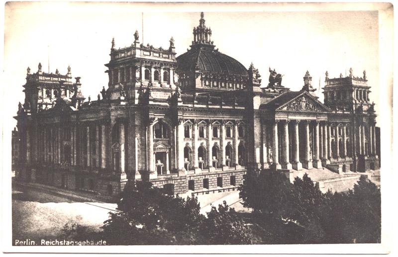 Рейхстаг. 1930-е