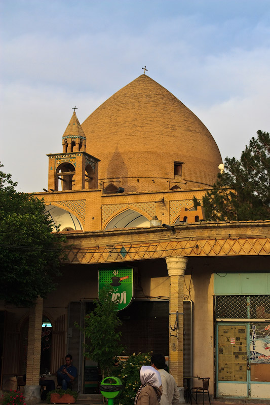 Церковь, Исфахан