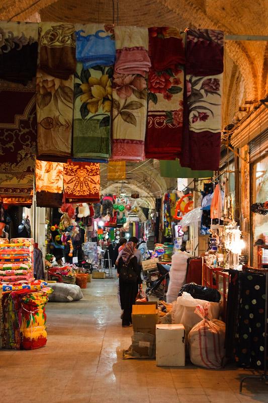 Шираз. Рынок