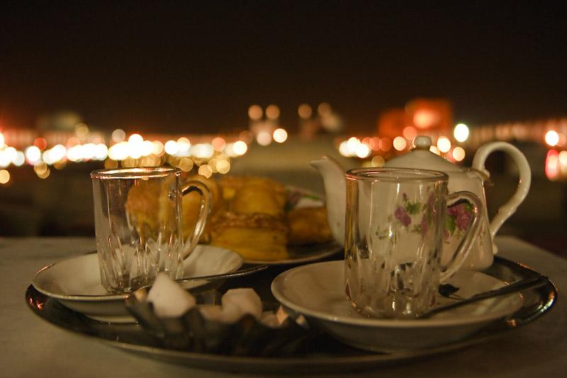 Ночной Исфахан. Imam Square