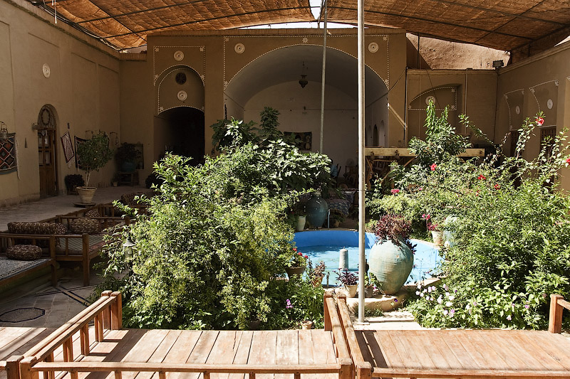 Silk Road Hotel, Yazd