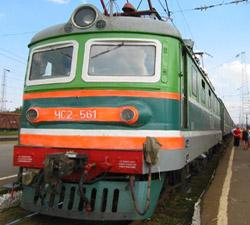 Поезд №320